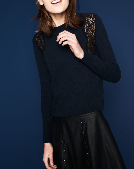 Đa phong cách ngày đông với lookbook mới của Mango, H&M 28