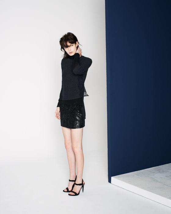 Đa phong cách ngày đông với lookbook mới của Mango, H&M 21