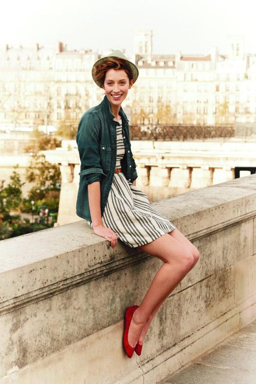 Lỗi thời trang phụ nữ Pháp không bao giờ mắc phải 6