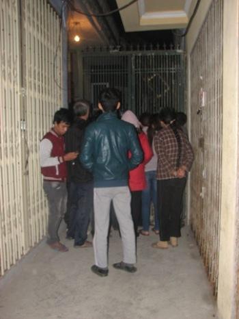 Hà Nội: Bố giết con 10 tháng tuổi chôn dưới lớp bê tông 1