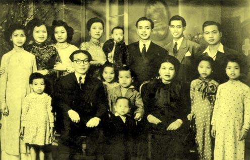 Gia đình Việt ngày ấy - bây giờ 6