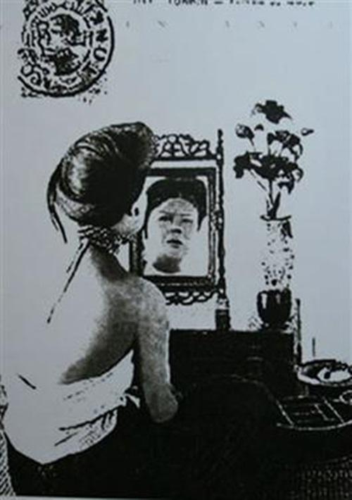 Ngẩn ngơ ngắm thiếu nữ Việt xưa mặc áo yếm khoe lưng ong 12