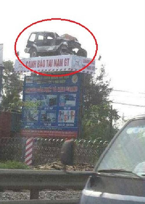 Choáng với những hình ảnh giao thông chỉ có ở Việt Nam 1