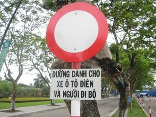 Choáng với những hình ảnh giao thông chỉ có ở Việt Nam 12