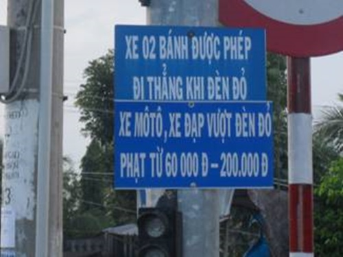 Choáng với những hình ảnh giao thông chỉ có ở Việt Nam 13