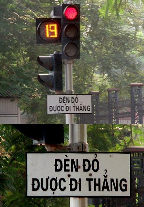 Choáng với những hình ảnh giao thông chỉ có ở Việt Nam 14