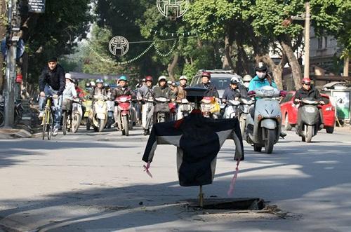 Choáng với những hình ảnh giao thông chỉ có ở Việt Nam 2