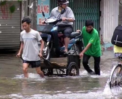 Choáng với những hình ảnh giao thông chỉ có ở Việt Nam 6