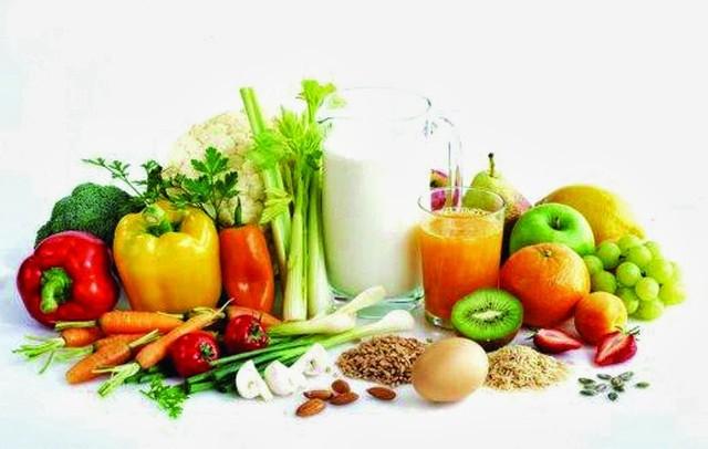 Axit có trong trái cây và rau củ làm giảm đáng kể tình trạng kháng insulin 1