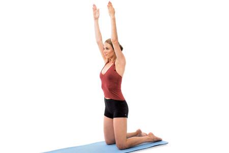 Bài tập Yoga tốt cho người bị đau thắt lưng 1