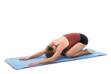 Bài tập Yoga tốt cho người bị đau thắt lưng 2