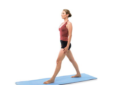 Bài tập Yoga tốt cho người bị đau thắt lưng 3