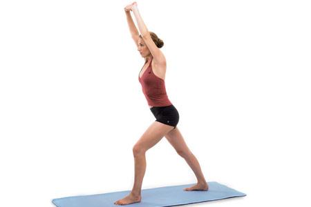 Bài tập Yoga tốt cho người bị đau thắt lưng 4