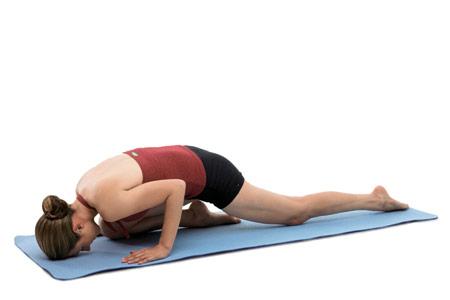 Bài tập Yoga tốt cho người bị đau thắt lưng 6