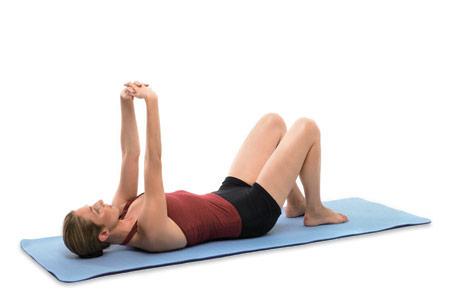 Bài tập Yoga tốt cho người bị đau thắt lưng 7