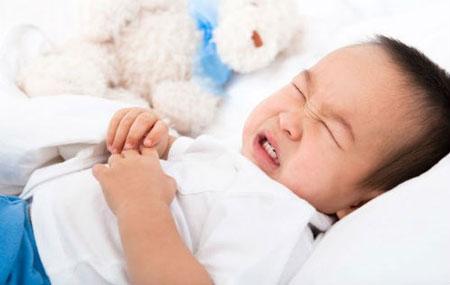 Trẻ nôn liên tục: Coi chừng bệnh co thắt tâm vị 1