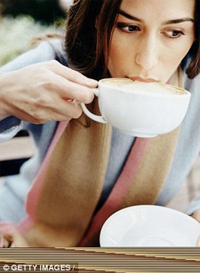 Ảnh hưởng bất ngờ của cà phê tới các bộ phận trong cơ thể 2