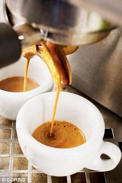 Ảnh hưởng bất ngờ của cà phê tới các bộ phận trong cơ thể 3