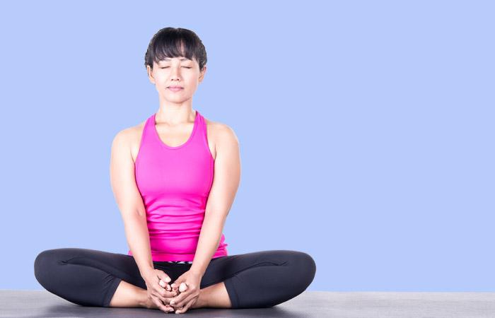 yoga giảm lạc nội mạc tử cung 1