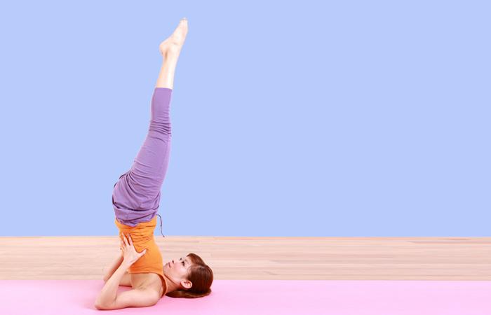 yoga giảm lạc nội mạc tử cung 4