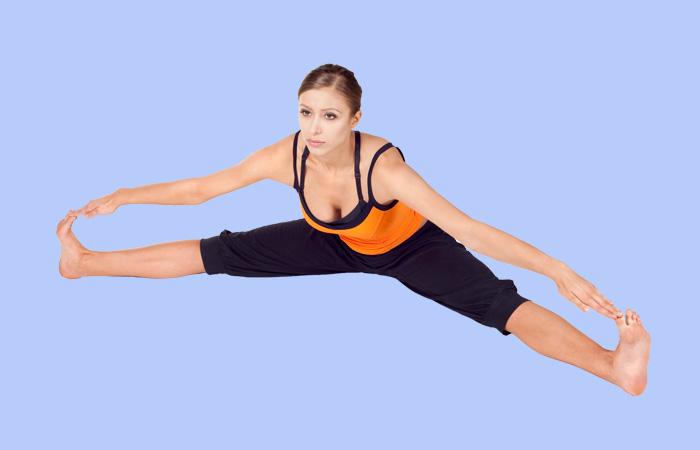 yoga giảm lạc nội mạc tử cung 5