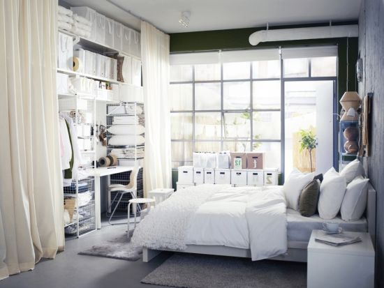 3 mẹo thêm không gian lưu trữ cho phòng ngủ nhỏ 3