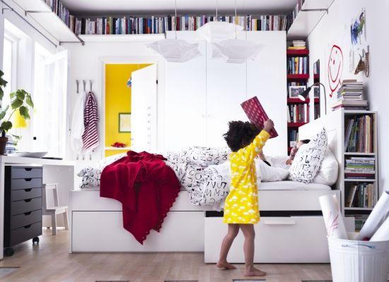 3 mẹo thêm không gian lưu trữ cho phòng ngủ nhỏ 4