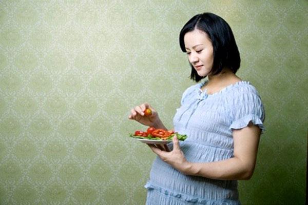 5 đồn thổi ăn uống lúc mang thai   1