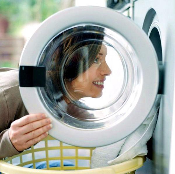Những sai lầm gây hại khi sử dụng máy giặt