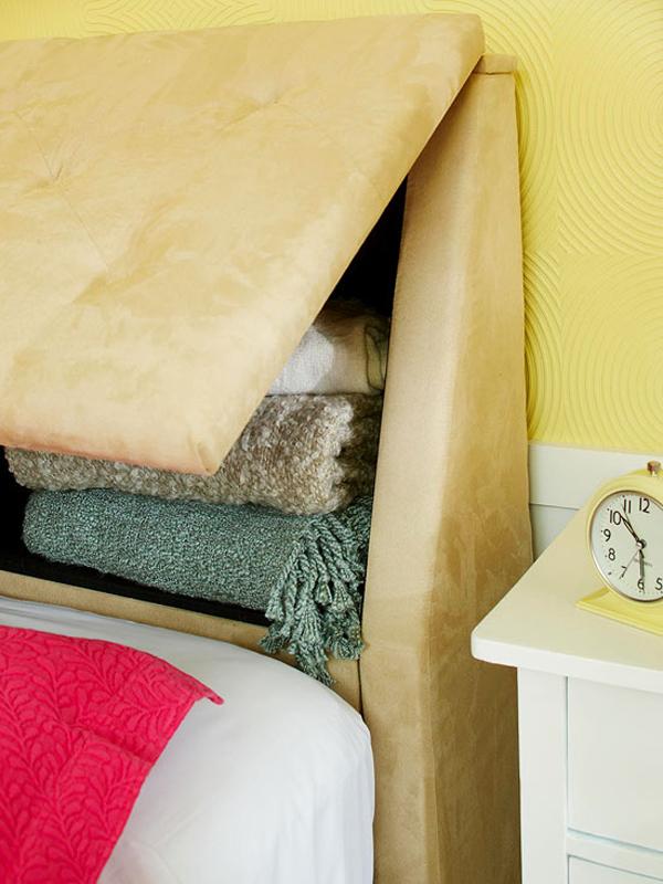 Giải pháp lưu trữ thông minh cho phòng ngủ nhỏ (P.2)