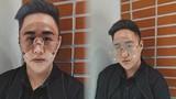 Trung Quân Idol đeo kính chống khẩu nghiệp?