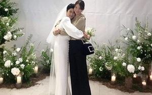 Dàn mỹ nhân Hàn đi đám cưới mà style giản dị hết sức: Jennie, Somi đến nữ phụ chuyển giới Itaewon Class đều chung ý tưởng lên đồ