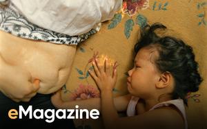 Vết nứt của đá trên bụng mẹ: Nỗi đau xé toạc thanh xuân nhưng là dấu ấn tuyệt đẹp của hành trình trưởng thành
