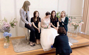 Đi ăn cưới, BLACKPINK luôn ăn vận tinh tế vô cùng: Rất sang nhưng chẳng bao giờ lấn át cô dâu
