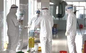 Chiều 25/2, Bộ Y tế công bố thêm 07 ca mắc Covid-19 trong nước