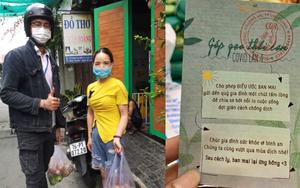 """Sài Gòn """"bị thương"""" vì COVID-19, người miền Tây tặng khoai lang tím, mang 7 tấn quà quê lên """"góp gạo thổi cơm"""" tương trợ"""