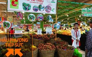 Big C Việt Nam và Grab bắt tay hỗ trợ bán vải thiều Bắc Giang online, giá rẻ lại còn freeship