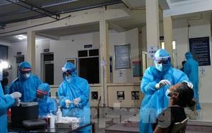 Nghệ An xác định được 5 nguồn lây nhiễm của 20 ca dương tính SARS-CoV-2