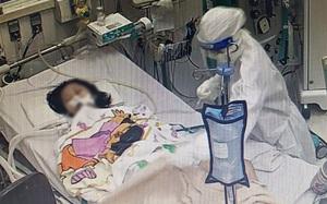 TP.HCM có 14.800 F0 là trẻ em từ đầu năm đến nay: Điều trị COVID-19 cho trẻ thế nào?