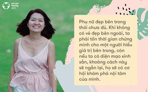 """Huỳnh Huyền Trân - CEO Vương quốc Hạnh phúc: """"Bạn không thể quyến rũ nếu bản thân thiếu hạnh phúc"""""""