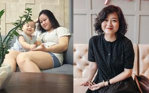 Từng bị trầm cảm vì béo, mẹ 1 con quyết thay đổi, giảm 45 cm vòng bụng, chồng đi công tác về không nhận ra