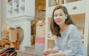 """Hạnh phúc giản đơn của Hồng Mỹ - kiến trúc sư sáng giá bỏ việc nghìn đô để đi theo sự nghiệp """"buôn đồng nát"""""""