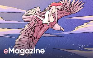 Học đại bàng cách đối diện với giông bão cuộc đời: Tự đập mỏ, giật lông để tái sinh hay là chết trong vô vị?