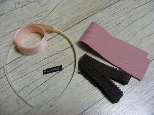 3 bước đơn giản làm nơ trang trí bờm tóc  2