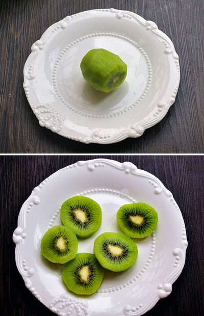 Trang trí đồ ăn