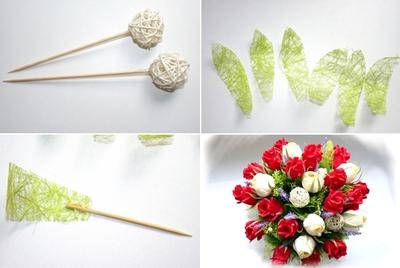 Hoa hồng kẹo ngọt