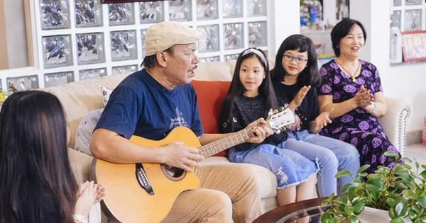 Nhạc sĩ Trần Tiến bị ung thư giai đoạn 4