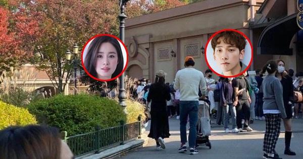 Con gái thứ 2 nhà Kim Tae Hee và Bi Rain lần đầu lộ diện
