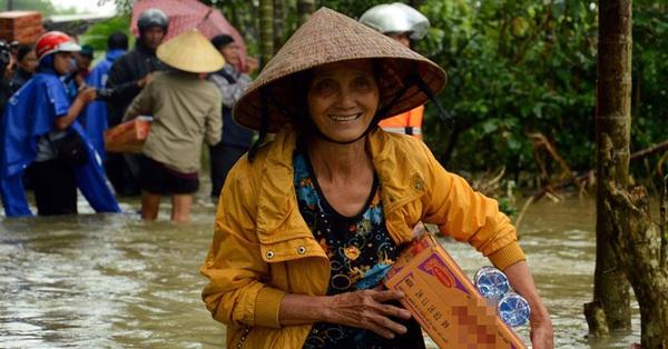 Từ một người con Hà Tĩnh lớn lên cùng lũ lụt: Trẻ con...