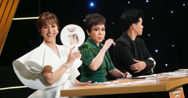Khánh Thi, Việt Hương dành sự ngưỡng mộ cho cặp đôi có tên